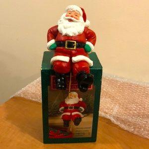 Hallmark MIB holiday stocking hanger